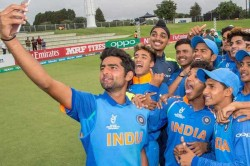 Icc Under 19 World Cup Unbeaten India Face Bangladesh Quarterfinals