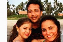 Photos Mahesh Bhupathi Wife Lara Dutta Wish Cutie Daughter Saira On Her 6th Birthday