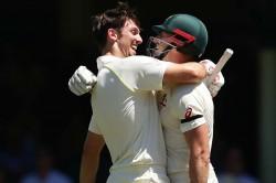 Ashes England Melt Sydney Heat As Marsh Brothers Lyon Leave Australia Poised