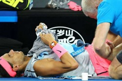 Injured Nadal Bows Of Australian Open Cilic