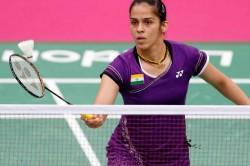Indonesia Masters 2018 Saina Nehwal Sends Ratchanok Intanon Packing In Straight