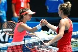 Simona Halep Wins Record Australian Open Classic Maria Sharapova Exits