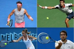 Australian Open Rafael Nadal Fears Novak Djokovic Challenge In Melbourne