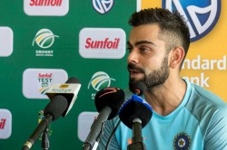 Virat Kohli Explains Why India Picked Shikhar Dhawan Over Kl Rahul For 1st Test