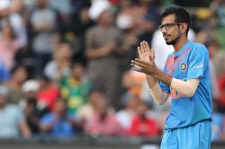 Here S Why Yuzvendra Chahal Wears Glasses While Fielding Reveals His Father