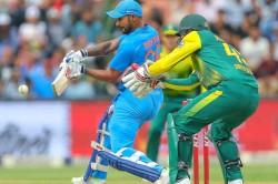India Vs South Africa T20i Jp Duminy Opts Bowl Raina Paney Make Come Back For India