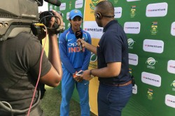 Mignon Du Preez Guides South Africa Eves A Consolation Win Over India