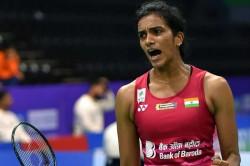 India Open Pv Sindhu Semis Saina Carolina Bow Out Sameer Loses In Mens Qf