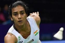 Sindhu Take On Zhang India Open Final