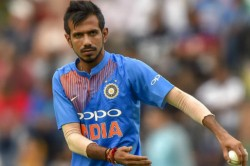 Find Why Yuzvendra Chahal Wore Glasses While Fielding 1st T