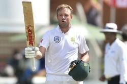 Rabada Strikes Late After De Villiers Ton Leaves Australia Trouble