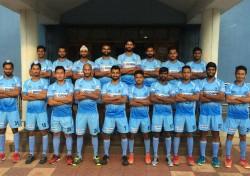 Manpreet Lead India Sardar Left