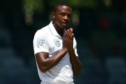 Unhappy With Himself Kagiso Rabada Promises Learn From Mistake