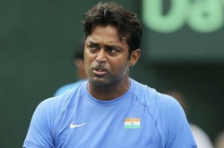 Aita Names Leander Paes Davis Cup Squad Asks Players Put Differences