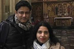 Wife Anil Kumble Files Police Complaint Bengaluru