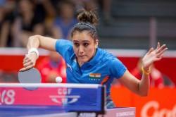 Cwg 2018 Manika Batra Wins Historic Table Tennis Gold