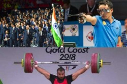 Commonwealth Games 2018 Jitu Rai Wins Gold Om Mitharval Bags Bronze In Shooting