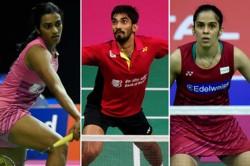 Badminton Saina Sindhu Srikanth Prannoy Qualify World Championships