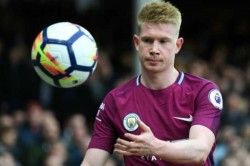 I Can T Be Compared With Salah Says De Bruyne