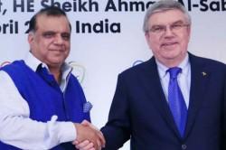 India Bid 2026 Youth Oly Receives Appreciation From Ioc Chief