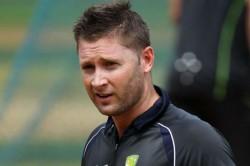 Former Test Skipper Michael Clarke Offers Rescue Australia Over
