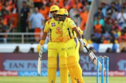 Ambati Rayudu Run For 79 Runs Chennai Lose 3rd Wicket