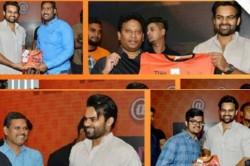 Sunrisers Hyderabad Team Practice Session Starts Hyderabad
