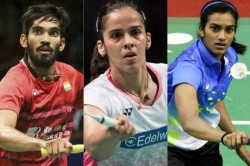 Cwg 2018 Srikanth Cruises Into Quarters After Becoming World No 1 Saina Sindhu Progress