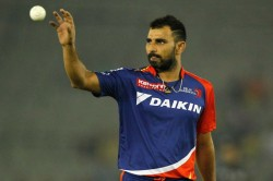 Mohammed Shami S Wife Asks Delhi Daredevils Owners Not Field Him
