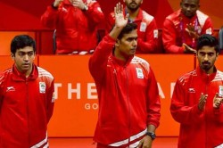 Commonwealth Games 2018 India Beat Nigeria Claim Table Tennis Mens Team Gold After 12 Years