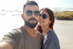 Anushka Sharma Rocks Husband Virat Kohli S T Shirt Yet Again