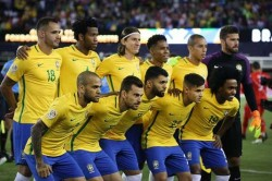 Fifa World Cup 2018 Neymar Not Fully Fit Says Brazil Coach