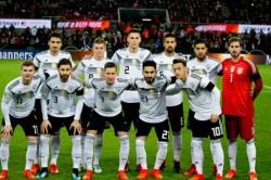Top Ten Global Football Teams Unchanged Fifa S Monthly World
