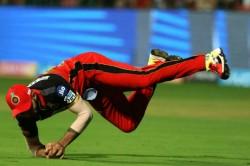 Lightning Does Strike Twice Virat Kohli Takes Superman Like Catch Again