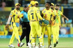 Dhoni Urges Super Kings Bowlers Improve Their Death Overs Effort