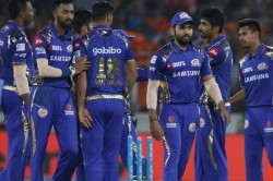 Ipl18 Rohit Sharma S Main Role Eliminating Mumbai How Do You Know
