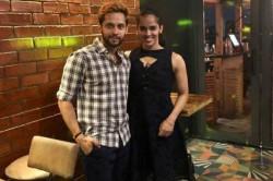 Saina Nehwal Parupalli Kashyap Spark Dating Rumours Again