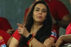 Ipl 2018 Kings Xi Punjab Co Owner Preity Zinta Caught Saying Very Happr After Mumbai Indians