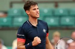 French Open 2018 Cecchinato Stuns Djokovic Thiem Crushes Zverev To Reach Semis