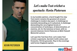 Let S Make Test Cricket Spectacle Kevin Pietersen Bats Day Night Format