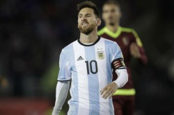 Fifa World Cup 2018 Never Suffered This Much Says Lionel Messi