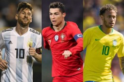 World Cup 2018 Top 10 Players Watch Messi Ronaldo Neymar And More