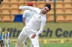 Matthew Hayden Explains Failure Rashid Khan Bengaluru Test