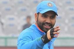 Rohit Sharma Clears Yo Yo Test Set Travel England On June