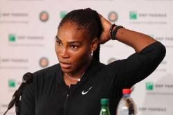 French Open 2018 Anticlimax Serena Williams Pulls Just Before Maria Sharapova Clash