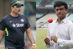 When Ravi Shastri Taught Sourav Ganguly The Importance Punctuality