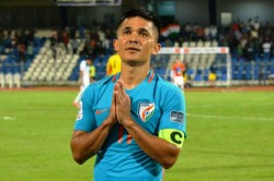 A Day After Sunil Chhetri S Humble Appeal Football Fans Tickets At Mumbai