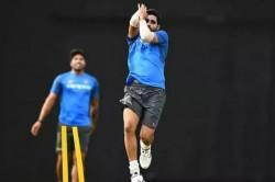 Bhuvneshwar Kumar Bowls No Ball At Nets Gets Trolled