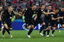 Croatia Book World Cup Semi Final With England After Penalty Shootout Win