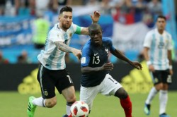 Deschamps Back Kante Stifle Belgium After Smothering Messi
